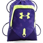 Under Armour UA Undeniable Sackpack One Size Fits All CONSTELLATION PURPLE