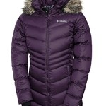 Columbia Women's Polar Freeze Down Jacket, Purple (Large)