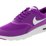 Nike Women's Air Max Thea Vivid Purple/White Running Shoe 7.5 Women US