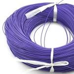 Electronics-Salon 10M / 32.8FT Purple UL-1007 24AWG Stranded Wire, PVC insulation.
