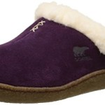 Sorel Women's Nakiska Slide Slipper, Purple Dahlia, 8 M US