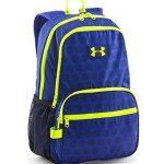 Under Armour Girls Great Escape Backpack, Europa Purple Xo Dot, One Size