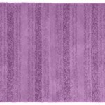 Garland Rug Essence Runner Nylon Washable Rug, 22-Inch by 60-Inch, Purple