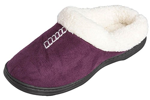 51e2153f1bc Beverly Rock Womens Stiched Faux Suade