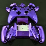 Xbox ONE Chrome Purple Full Replacement Controller Shell