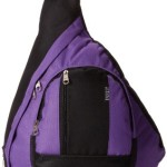 Everest Sling Bag, Dark Purple, One Size