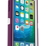 iPhone 6s Case – OtterBox Defender Series Case for Apple iPhone 6/6s (Case Only – Holster Not Included) (Damson Purple – White)
