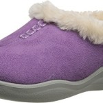 Kamik Kids Girl's Cozymanor (Toddler/Little Kid/Big Kid) Royal Purple Slipper 5 Toddler M