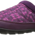 Columbia Women's Packed Out II Print Wome Slipper, Purple Dahlia, 7 M US