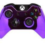 BlackZone Controllers© Rapid Fire XBOX ONE *Purple Chrome