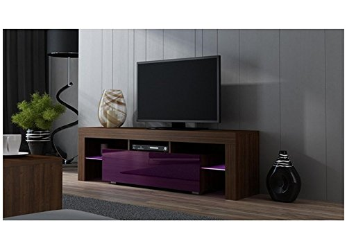 TV Stand MILANO 160 / Modern LED TV Cabinet / Living Room Furniture / Tv  Console Fit For Up To 70u2033 Flat TV Screens / Capacity Tv Console For Modern  Living ... Part 80