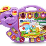 VTech Touch and Teach Elephant – Purple – Online Exclusive