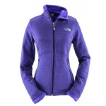 The North Face Agave Womens Jacket – Large/Garnet Purple Heather