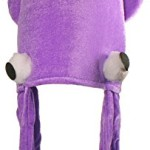 22 Inch Purple Squid Novelty Costume Hat – One Size Fits Most