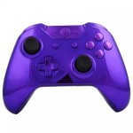 Mod Freakz Xbox One Controller Shell/Buttons Chrome Purple (NO 3.5 Port)
