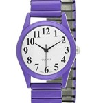 Moulin Women's Expansion Band Purple Watch #17426.75845