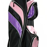"Orlimar"" Ladies Gem Purple and Pink Edition Cart Golf Bag W/bonus Cooler Pocket"