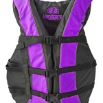 Hardcore® Adult and Youth Life Jackets – HC105 (Purple, Adult SuperLarge (XL, 2XL))