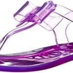 OshKosh B'Gosh Roni-G Jelly Sandal (Toddler/Little Kid), Purple, 6 M US Toddler