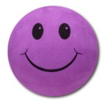 Tenna Tops® – Purple Smiley Face Car Antenna Topper / Car Mirror Dangler (Flate Rate 2.99 Shipping – Any Size Order)
