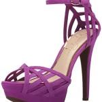 Jessica Simpson Women's Sylla Platform Dress Sandal, Freesia, 9.5 M US